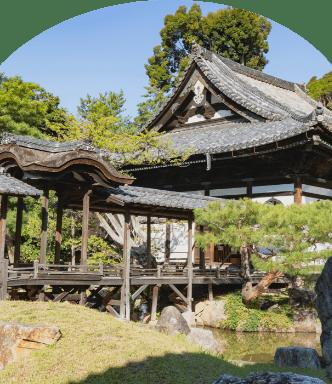 寺社仏閣スマホ用画像