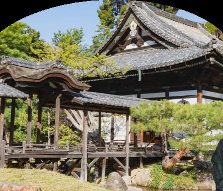 寺社仏閣パソコン用画像